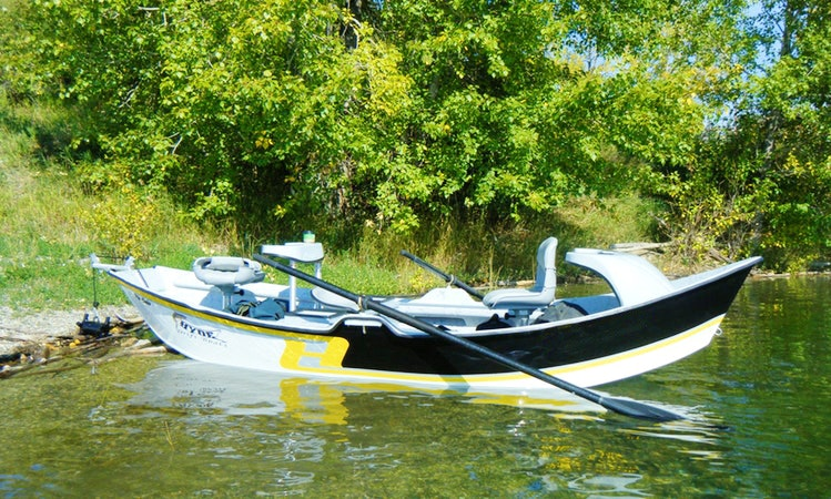 Drift Boat Bow River Fly Fishing - Guided Tour   GetMyBoat