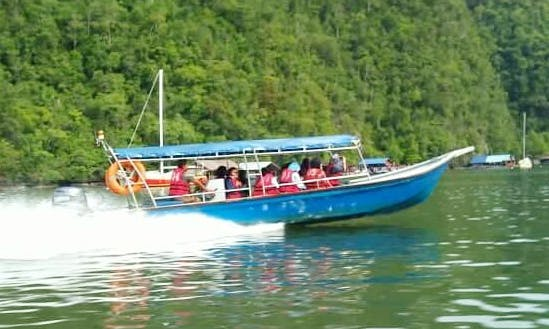 Boat Tours with Professional guides from Langkawi