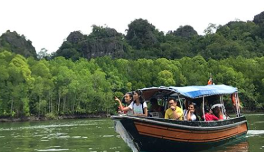 Cruise Down The River On Our Boat Tours In Langkawi, Malaysia