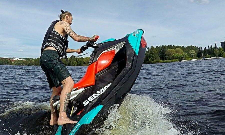 Rent a Jet Ski in Jyväskylä, Finland