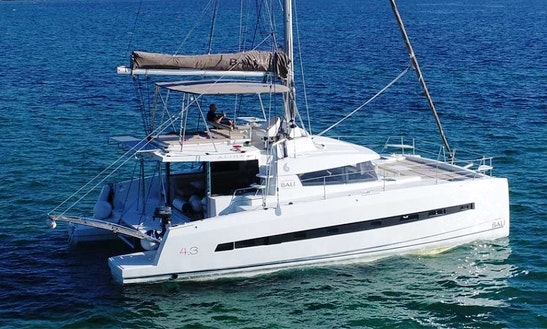 Charter Alina Bali 4.3 Cruising Catamaran In Koropi, Greece