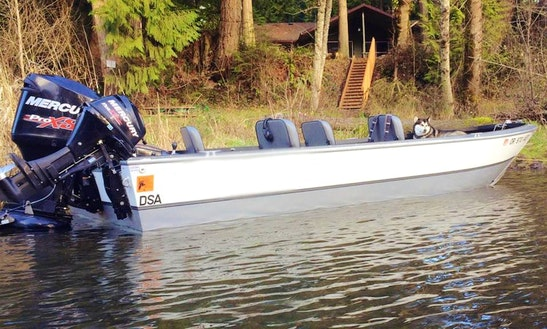 Jet Boat & Guided Fishing Service In Oregon