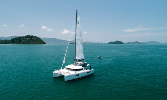 Year 2018 Lagoon 42 Catamaran Phuket