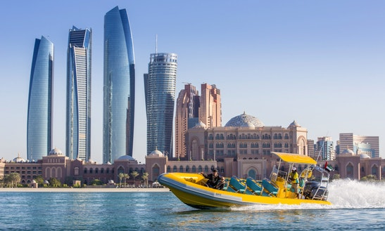 Special Promotion! Mosque & Corniche Tour In Abu Dhabi