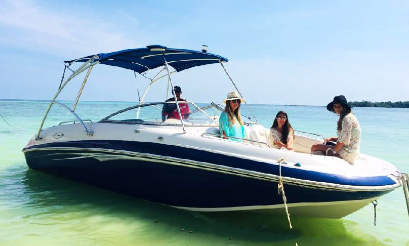 Escape the Crowds and Charter a Bowrider in Ko Samui, Thailand