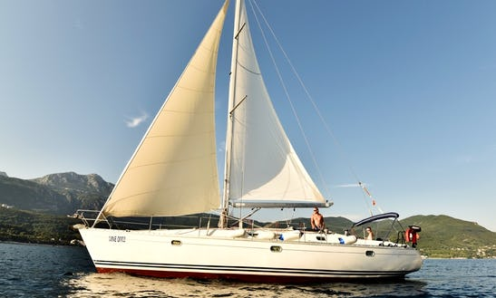 Cruising Monohull Rental In Bar