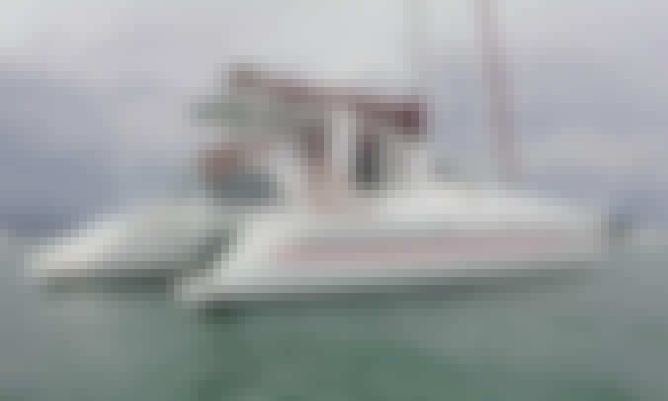 Day Trips on this Cruising Catamaran in Phuket, Thailand