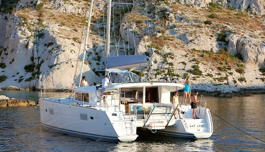Charter A Lagoon 400s2 Catamaran In Algarve, Portugal
