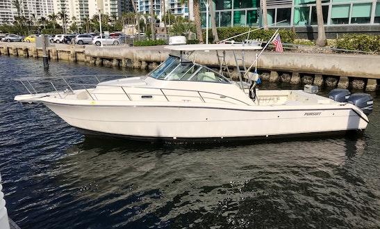 Cuddy Cabin/walk Around Rental In Miami