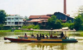 Eco Tour in Phra Nakhon, Thailand