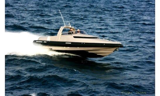 Motor Yacht Rental In Pirgos Sani