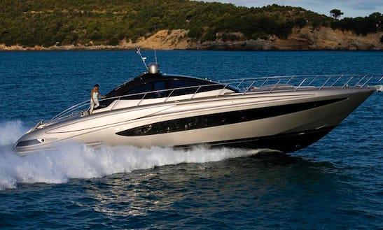 Luxury Riva 63 Feet Rental In Capri