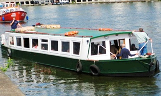 'flower Of Bristol' Passenger Boat Hire In Bristol