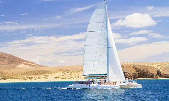 Catamaran Sailing Excursions In Lanzarote