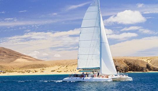 Catamaran Sailing Excursions In Lanzarote