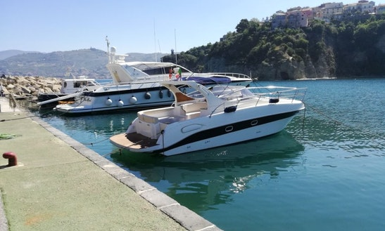 Saver 330 Sport Motor Yacht In Milazzo