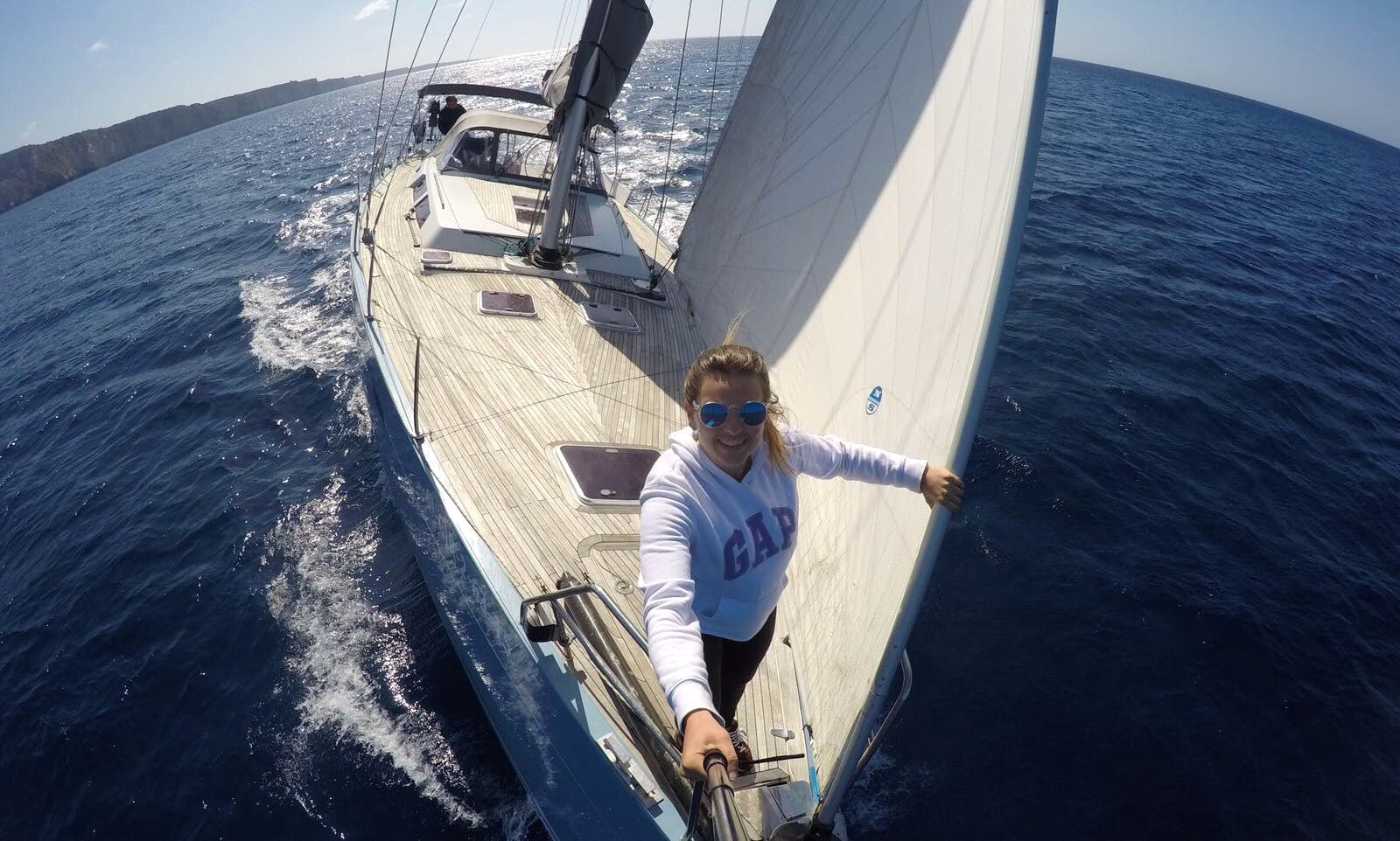 Cruising Monohull Hanse 54 Captain Charter in Barcelona