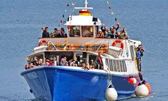 Passenger Boat Rental In Queensferry
