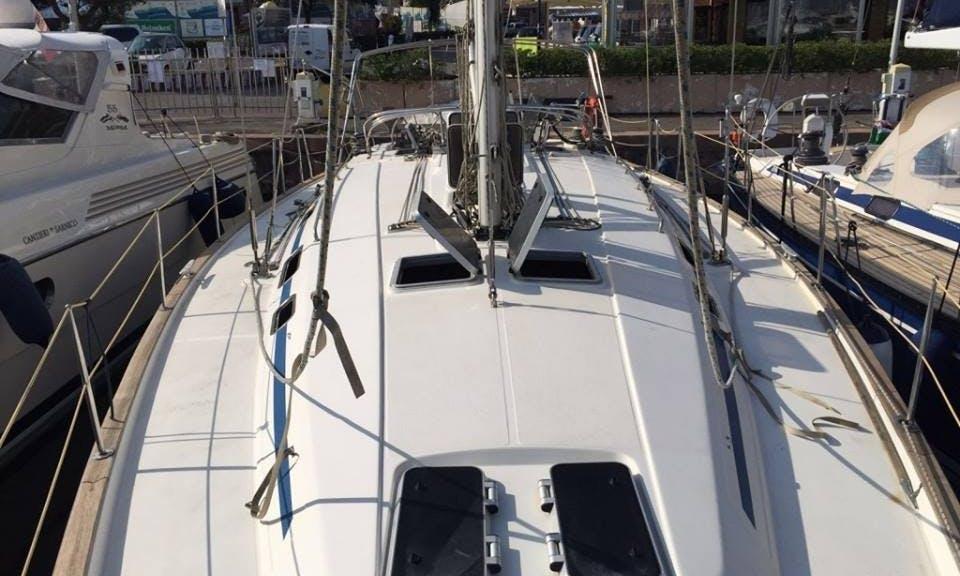 Charter Bavaria 47 Cruising Monohull in Legnano, Italy