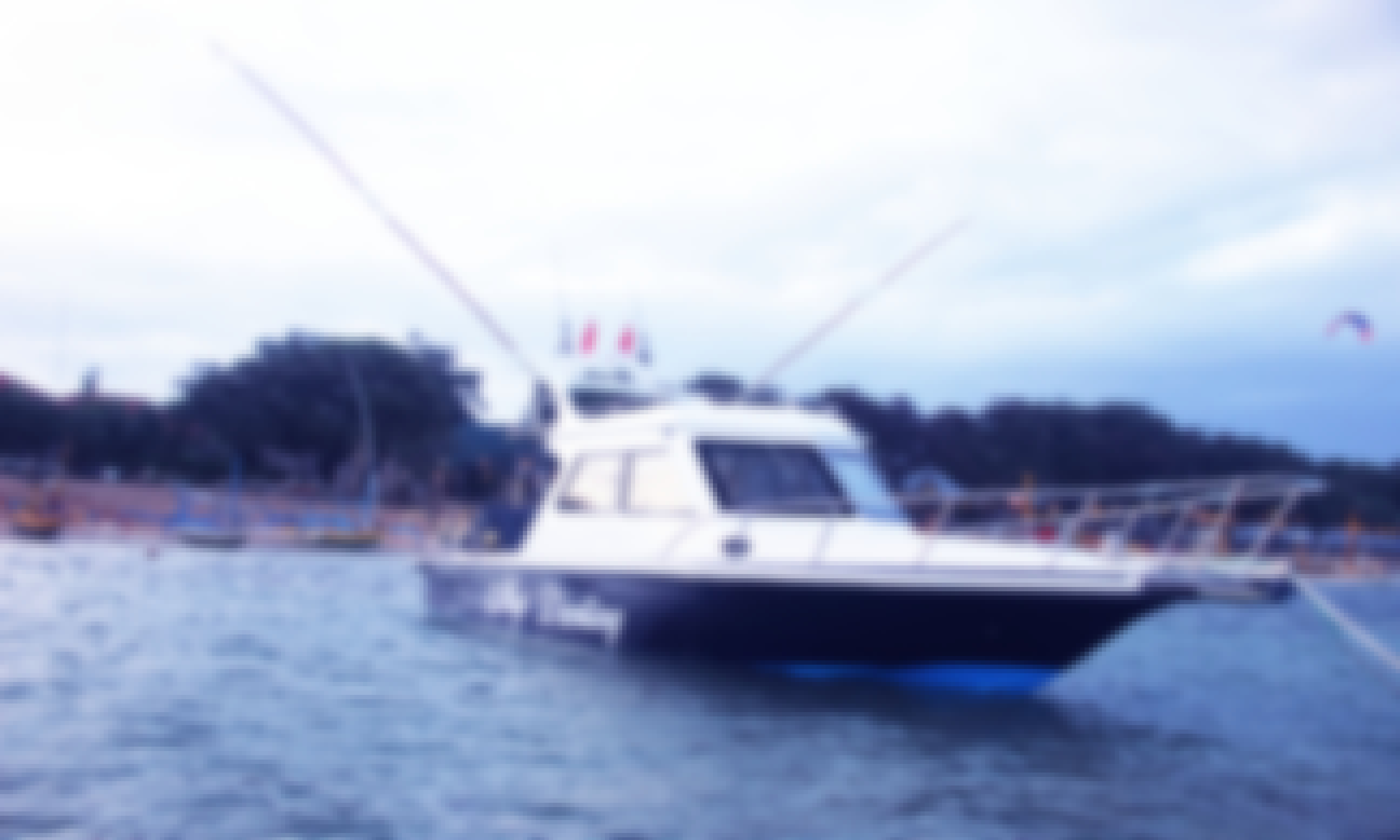 Sport Fishing Boat Charter in Denpasar  - Day Charter Only!