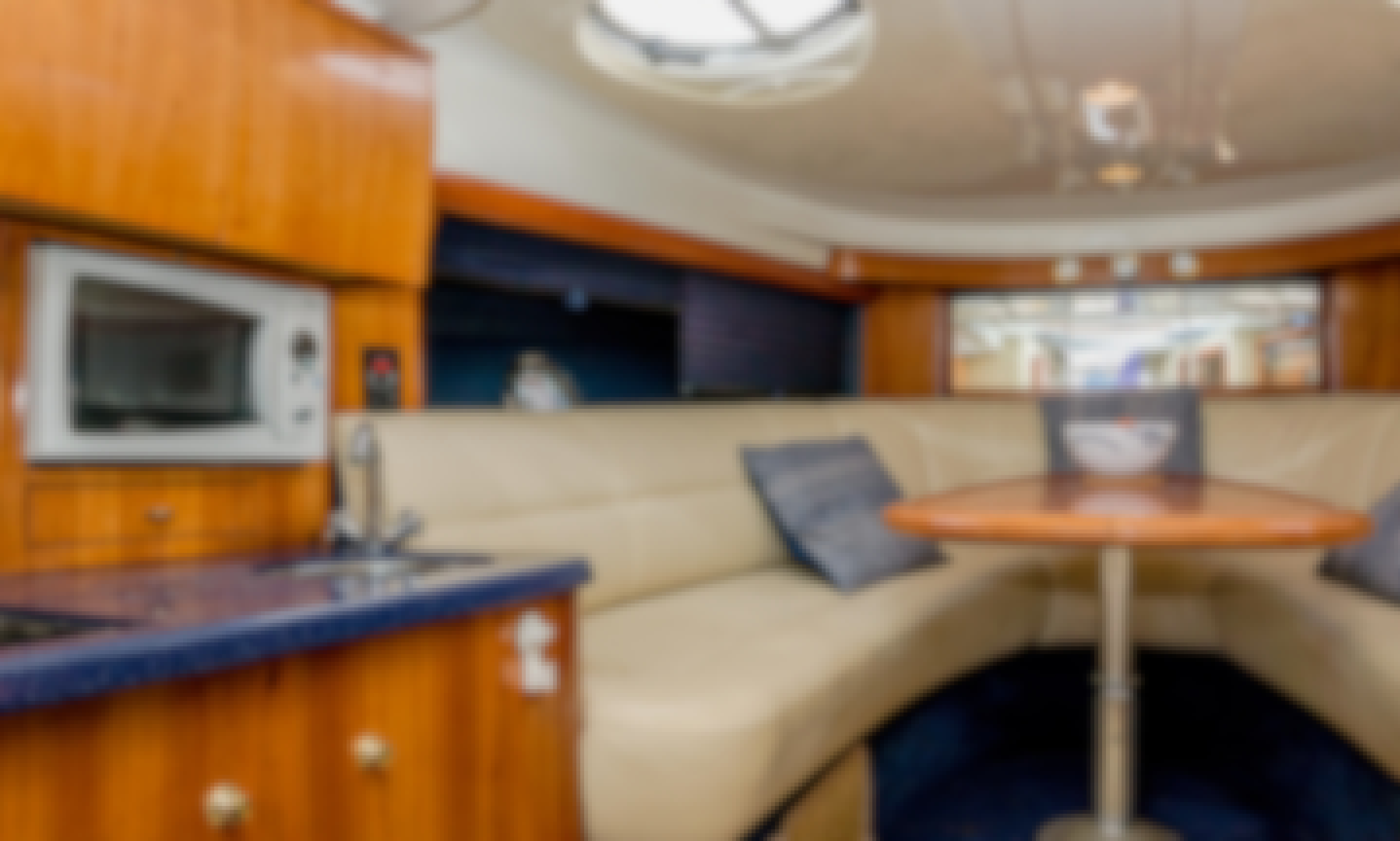 Motor Yacht rental and cruise in Lagos