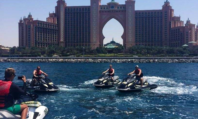 Ready to Ride a Yamaha Jet Ski in Dubai?