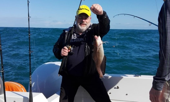 Bottom Fishing Cascais!!!! Family & Friends