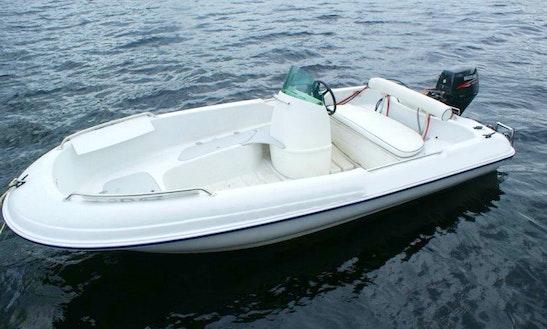 Loch Lomond Boat Hire