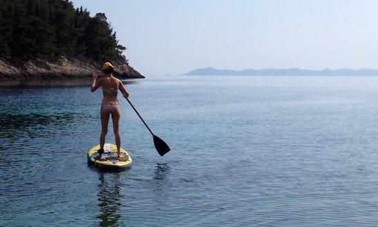 Paddleboard In Korčula