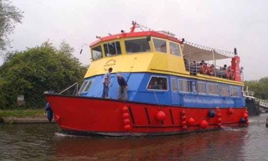 The Pride Of Exmouth Cruise The Rivers Of Exe, Jurassic Coast And South Devon Area