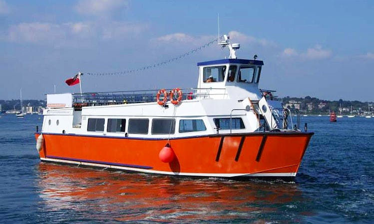 Brownsea Island Ferry Trips in Poole