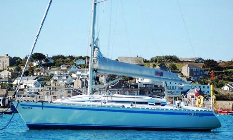 "Sailing Cruises ""Azenor"" in United Kingdom"