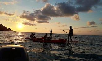 Kayak Rental In Bahía Drake