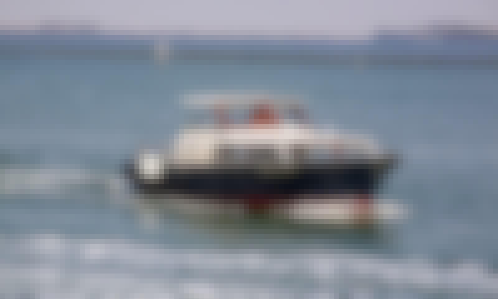 Charter a Motor Yacht in Venezia, Italy