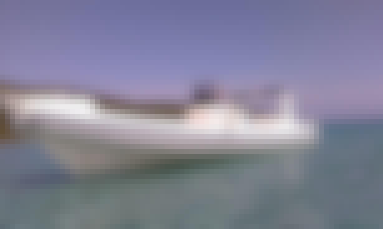 Rent a Rigid Inflatable Boat in Teulada, Sardinia