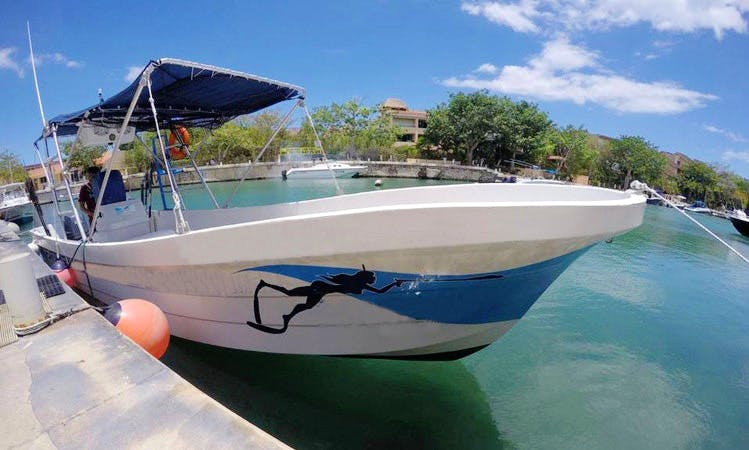 """Custom Service"" Full or Half Day Hunting Expedition Charter for 1-9 Persons in Playa del Carmen, Mexico"