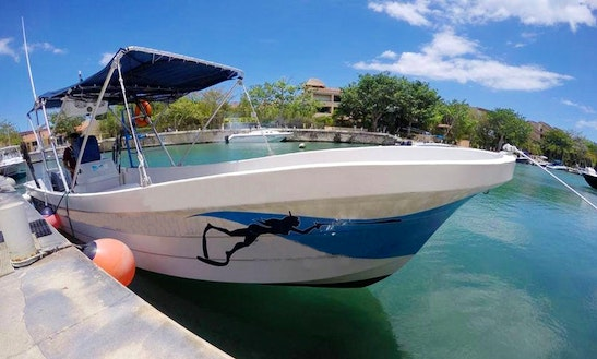 Full Day Hunting Expedition Charter For 6 Person In Playa Del Carmen, Mexico