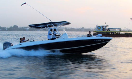 Rent This 2017 Bravo 30ft Center Console For Up To 12 People In Cartagena, Bolívar