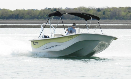 Center Console Rental In Wrightsville Beach