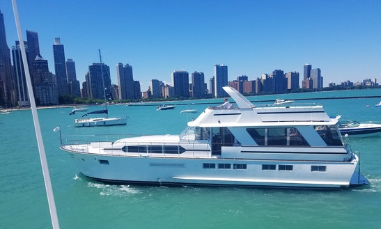 Sophisticated Lady 2 To 49 Passengers Private Yacht - Free Bar On Sundays