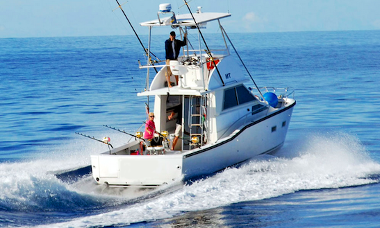 Portuguese Fishing Charter In Horta