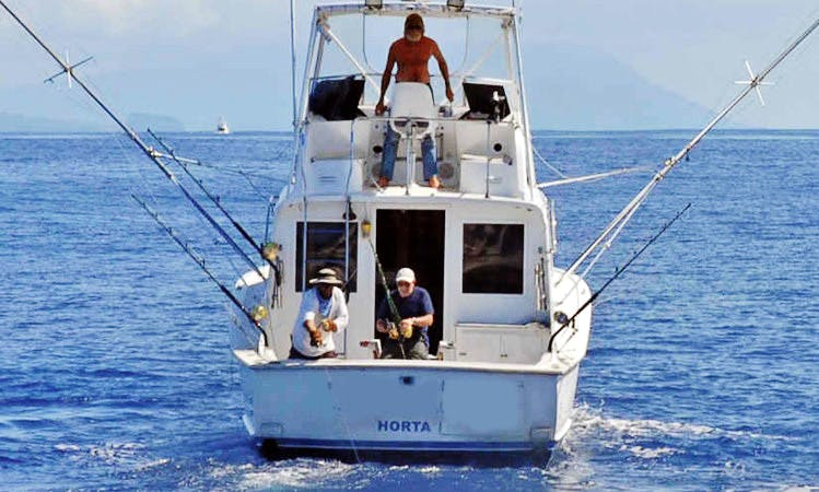 Luxury ''Xacara'' Sport Fisherman Charter in Portugal