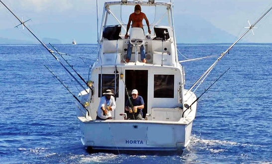 Luxury ''xacara'' Sport Fisherman Charter In Portugal