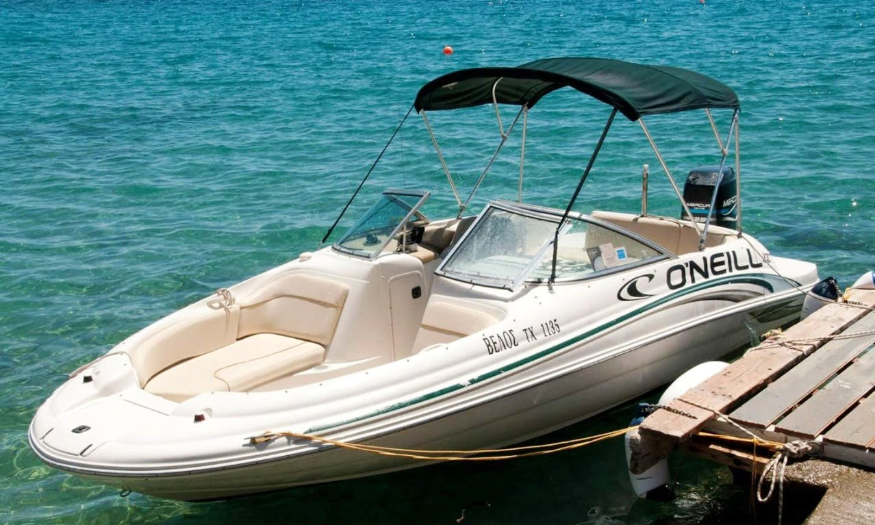Charter a Bowrider in Nisi, Greece