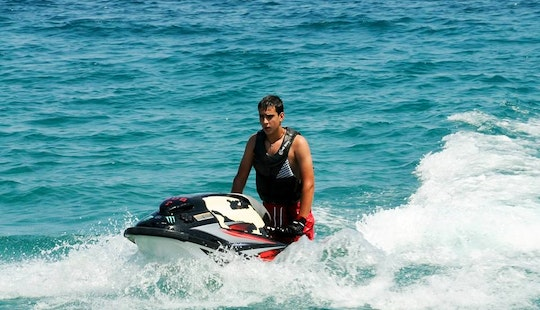 Rent A Stand Up Jet Ski In Nisi, Greece