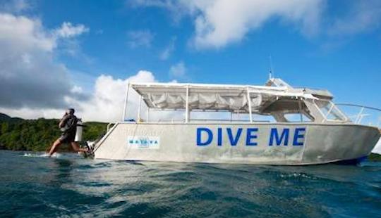 2 Hours Diving In Antalya, Turkey