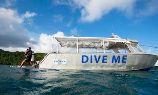 Enjoy Diving In Antalya, Turkey