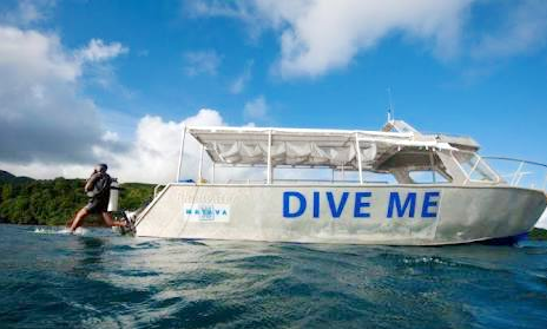 2 Hours Diving In Antalya, Turkey