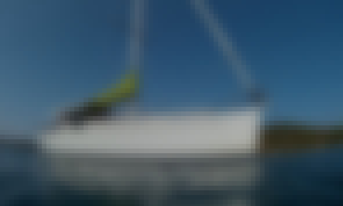 Charter a Cruising Monohull in Chalkidiki, Sporades Islands, Greece