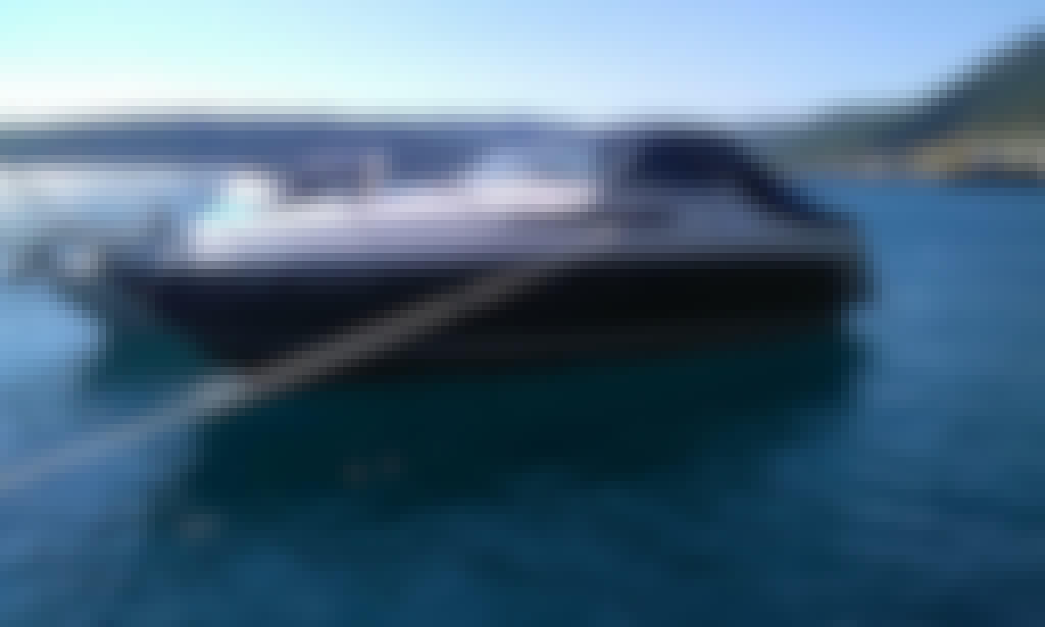 Motor Yacht sleep aboard rental in Bakarac